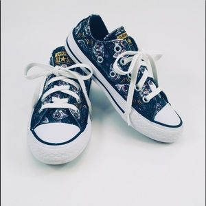 Converse Shoes - Converse All Star Cat Pattern Sneakers